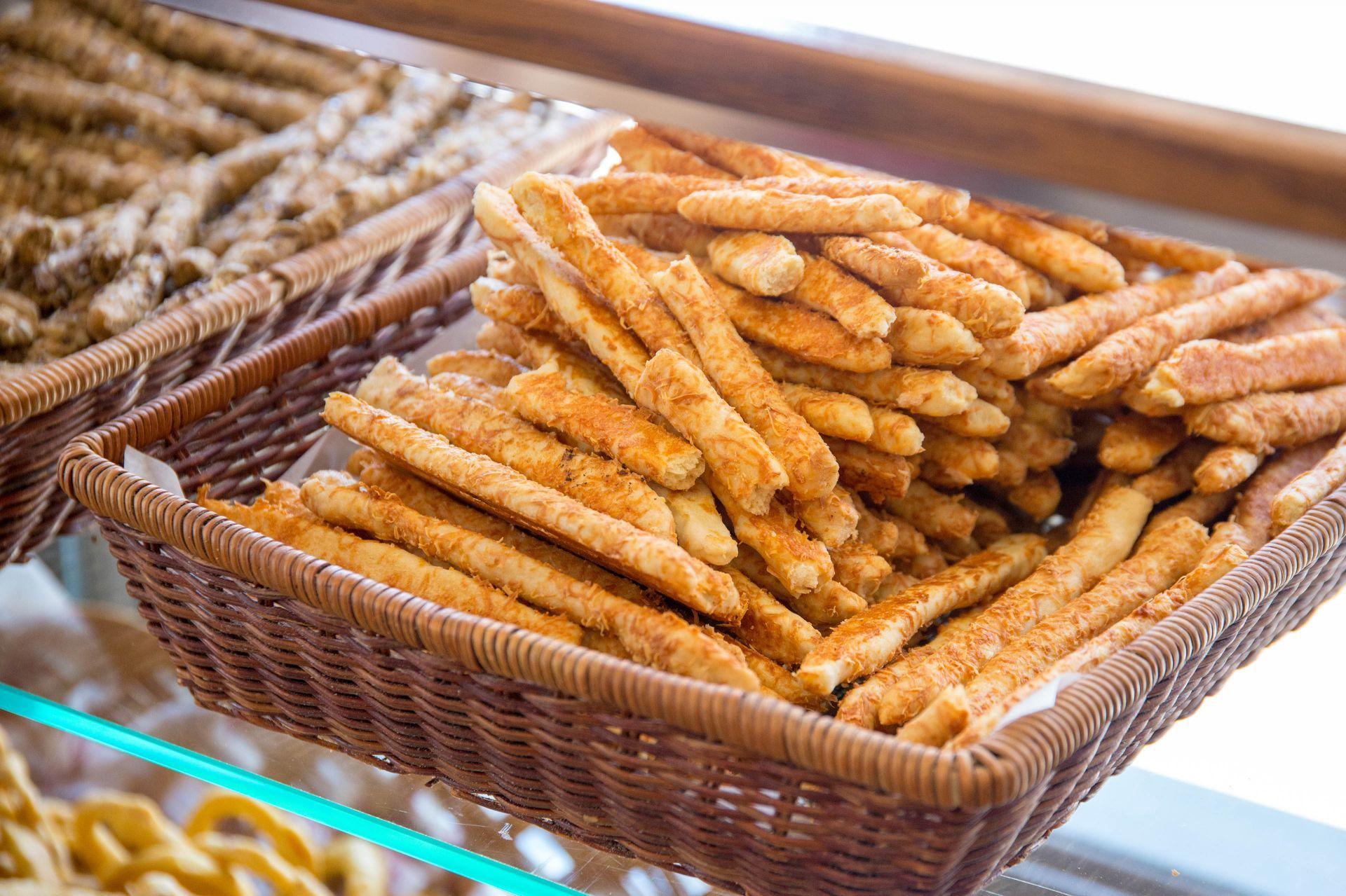 Bakeries in Milos