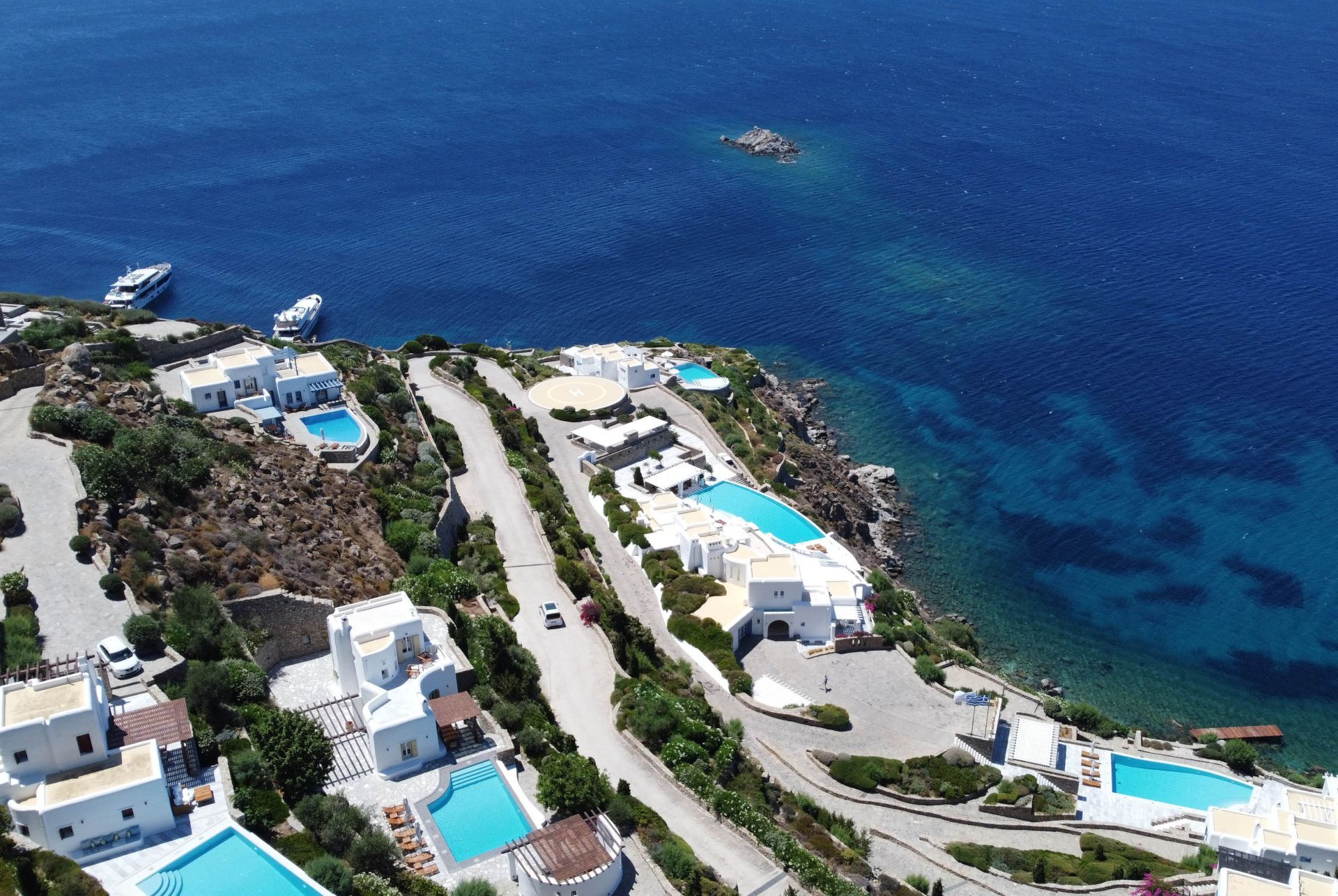 Accommodation and hotels in Mykonos