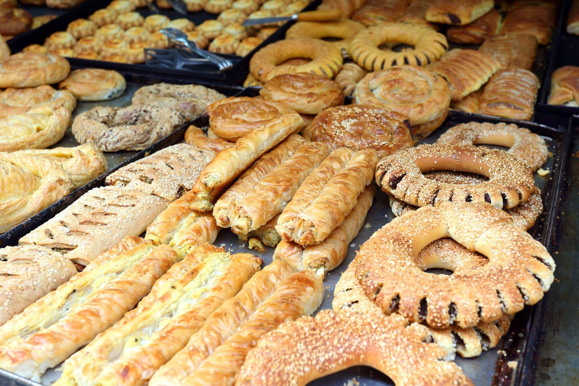 Bakeries in Mykonos