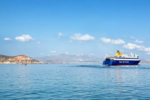 How to get to Naxos