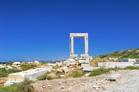 Things to see in Naxos