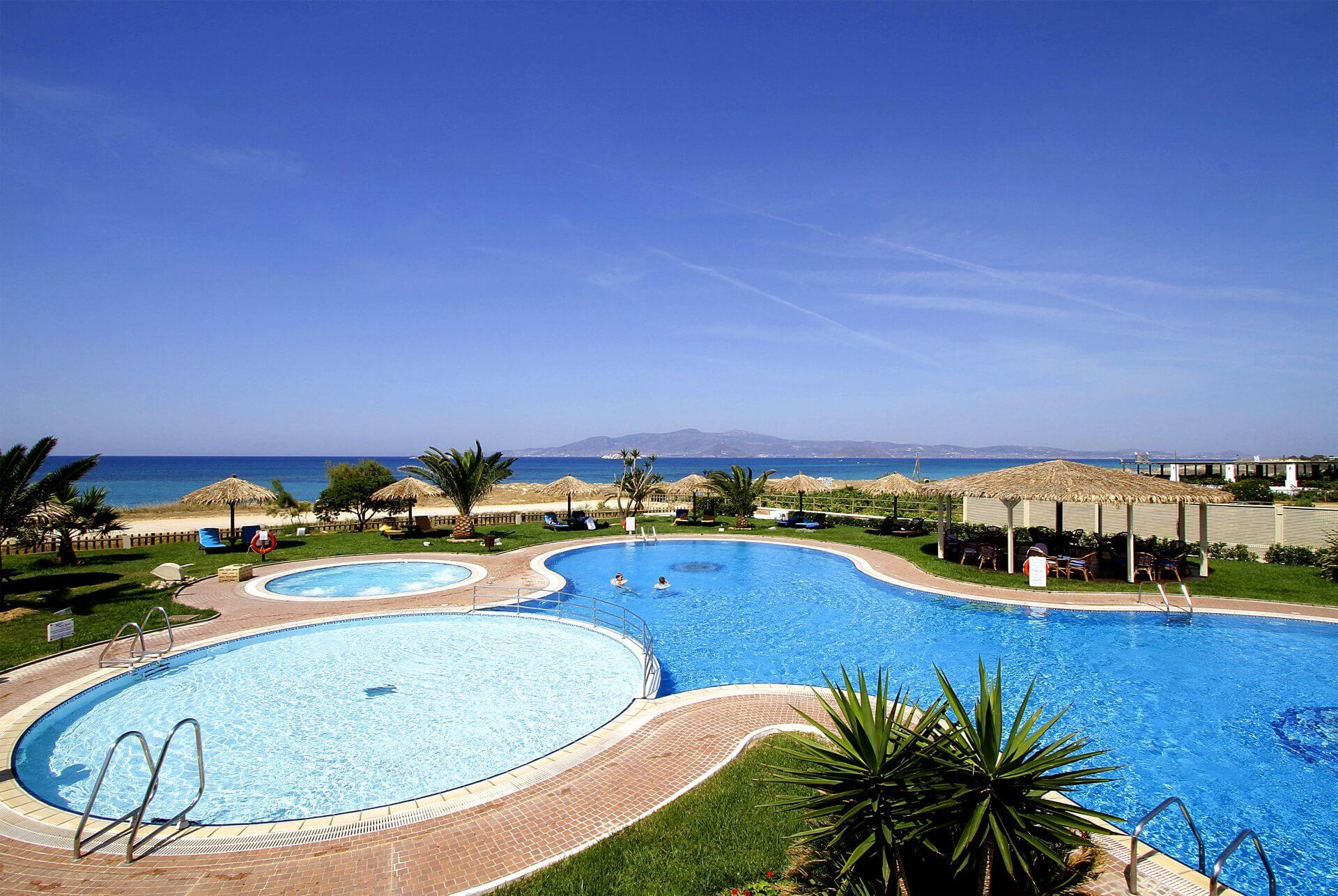 Accommodation and hotels in Naxos