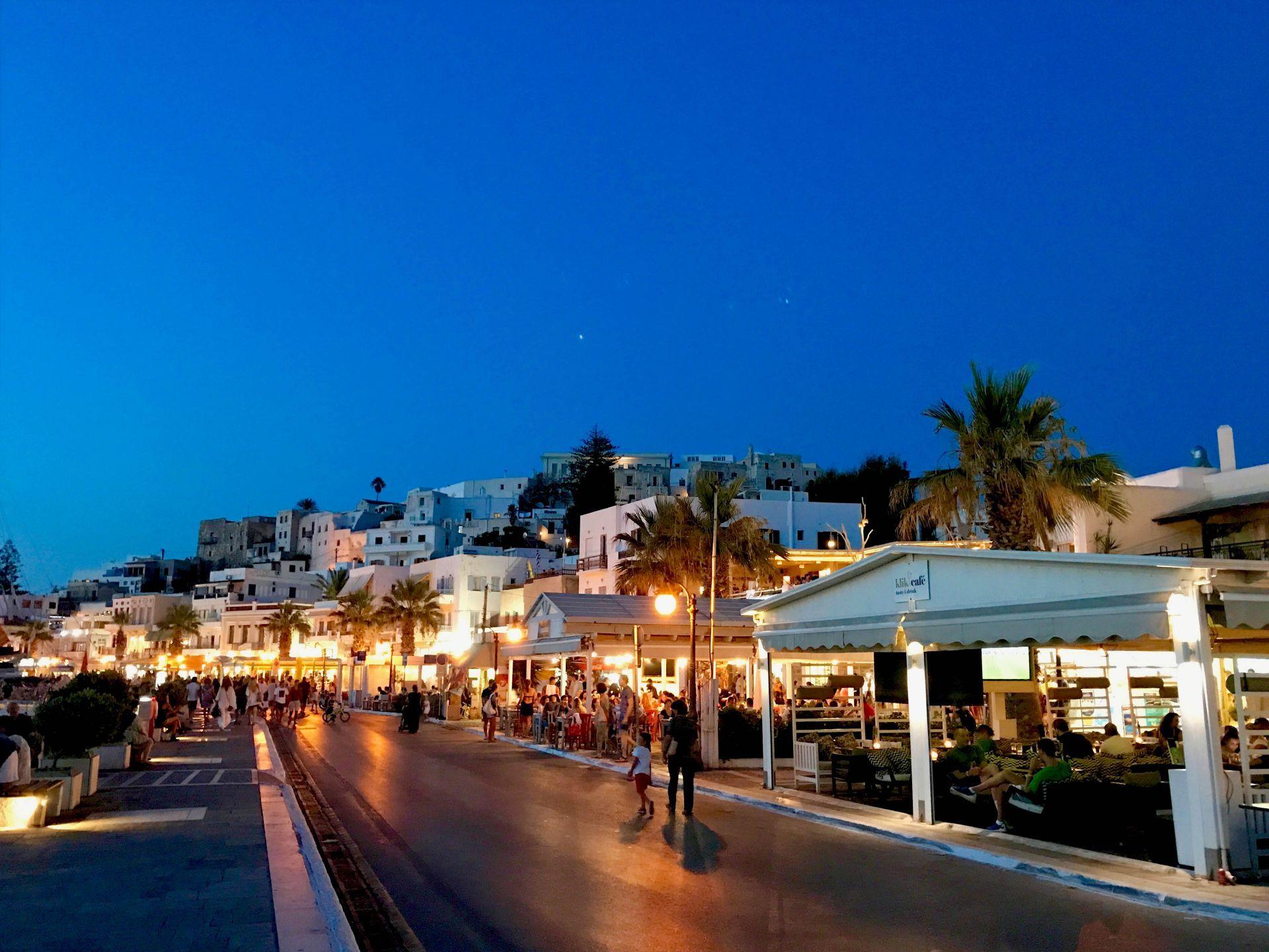 Bars in Naxos