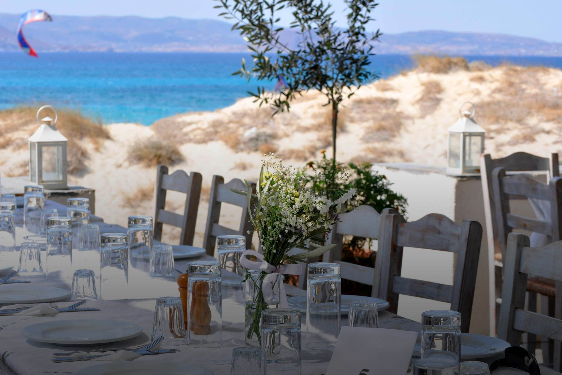 Places to eat and drink in Naxos