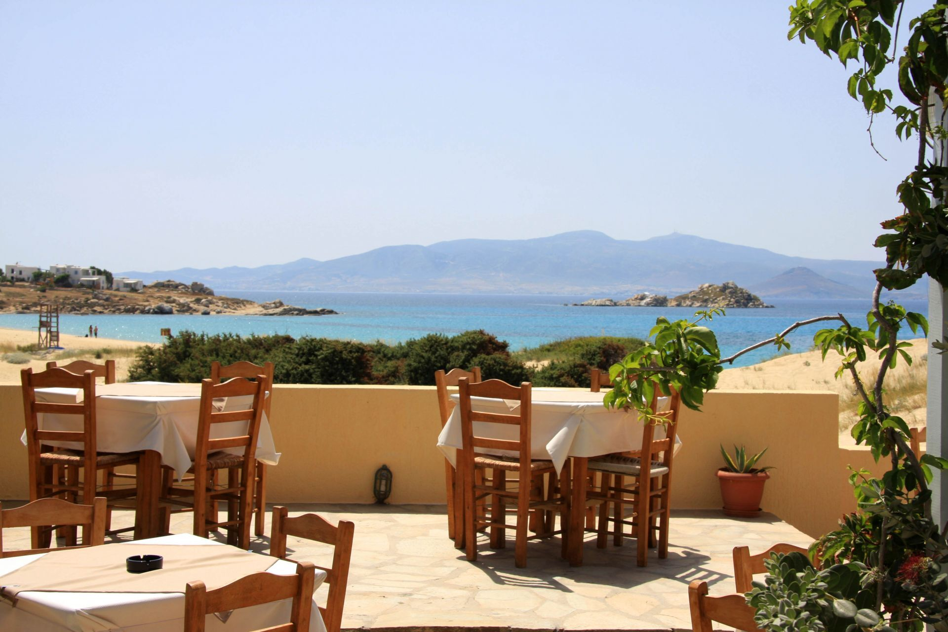 Restaurants in Naxos
