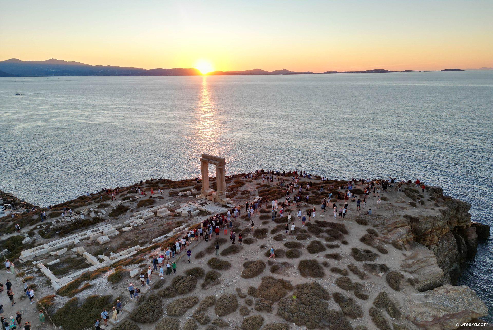 Naxos Greece: Apiranthos village