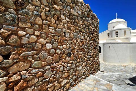 Catholic church in Naxos Town