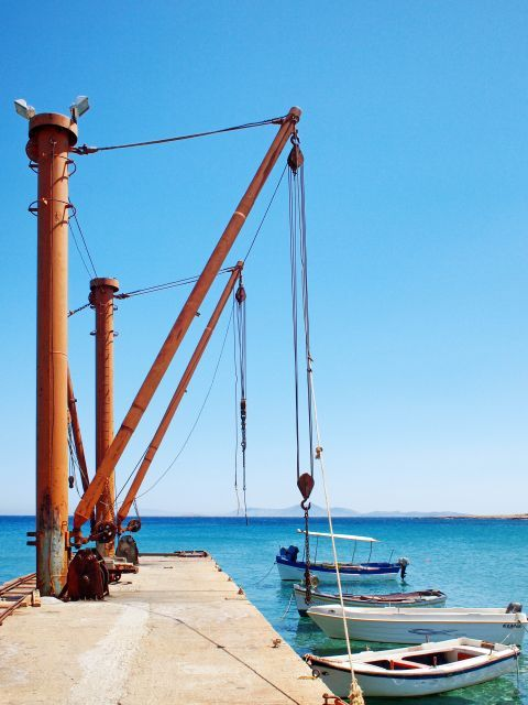 Moutsouna\'s dock
