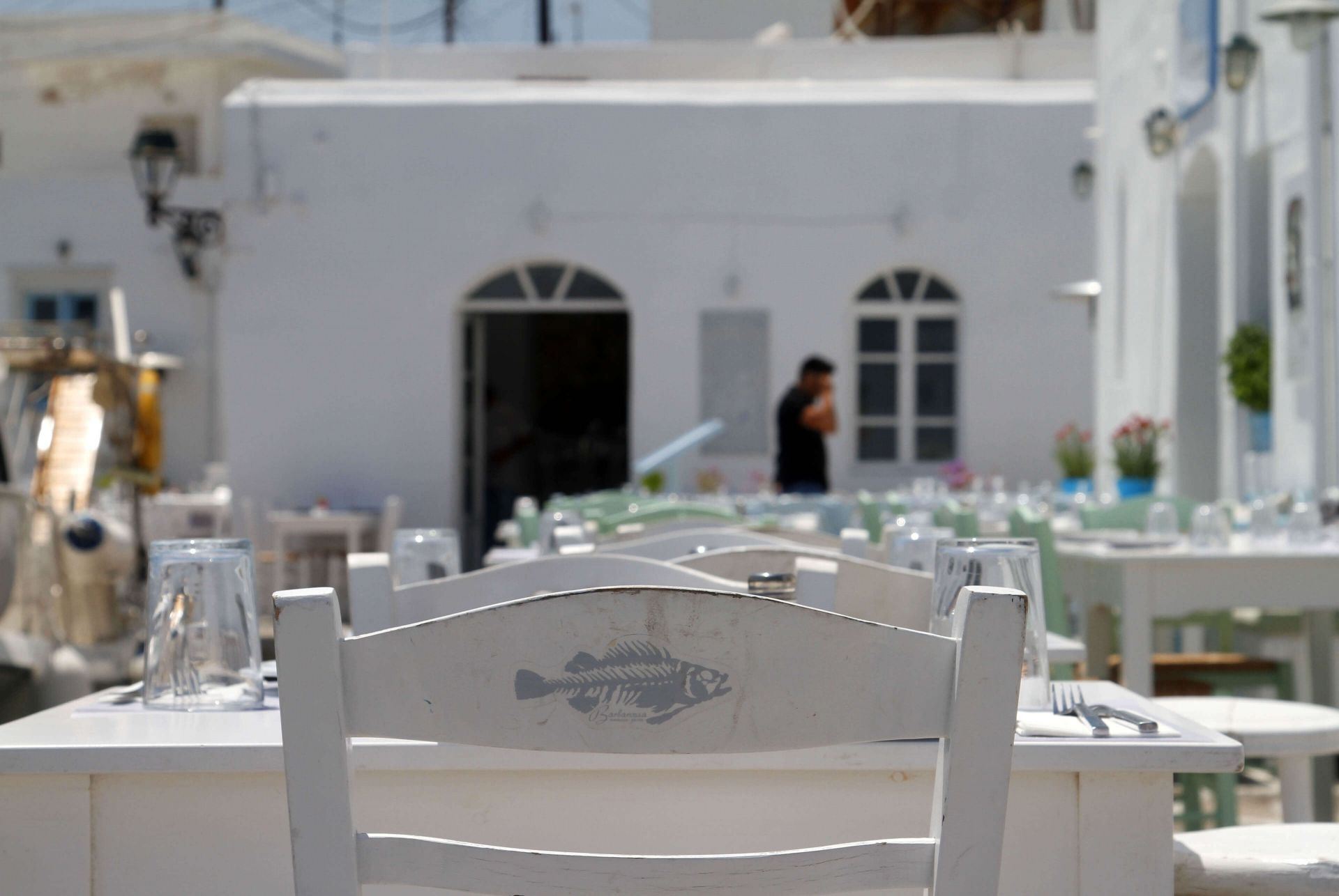 Restaurants in Paros
