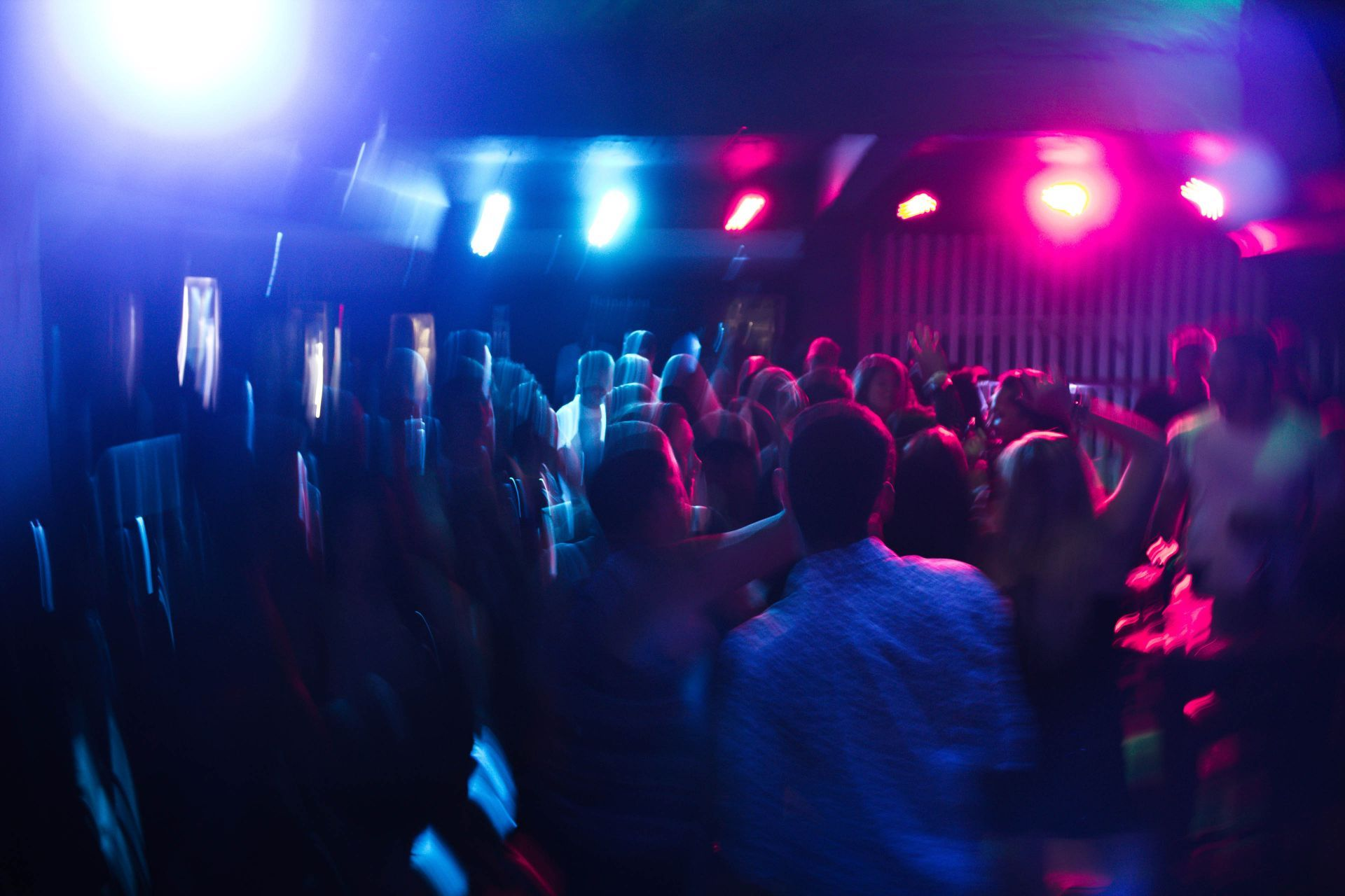 Clubs in Santorini