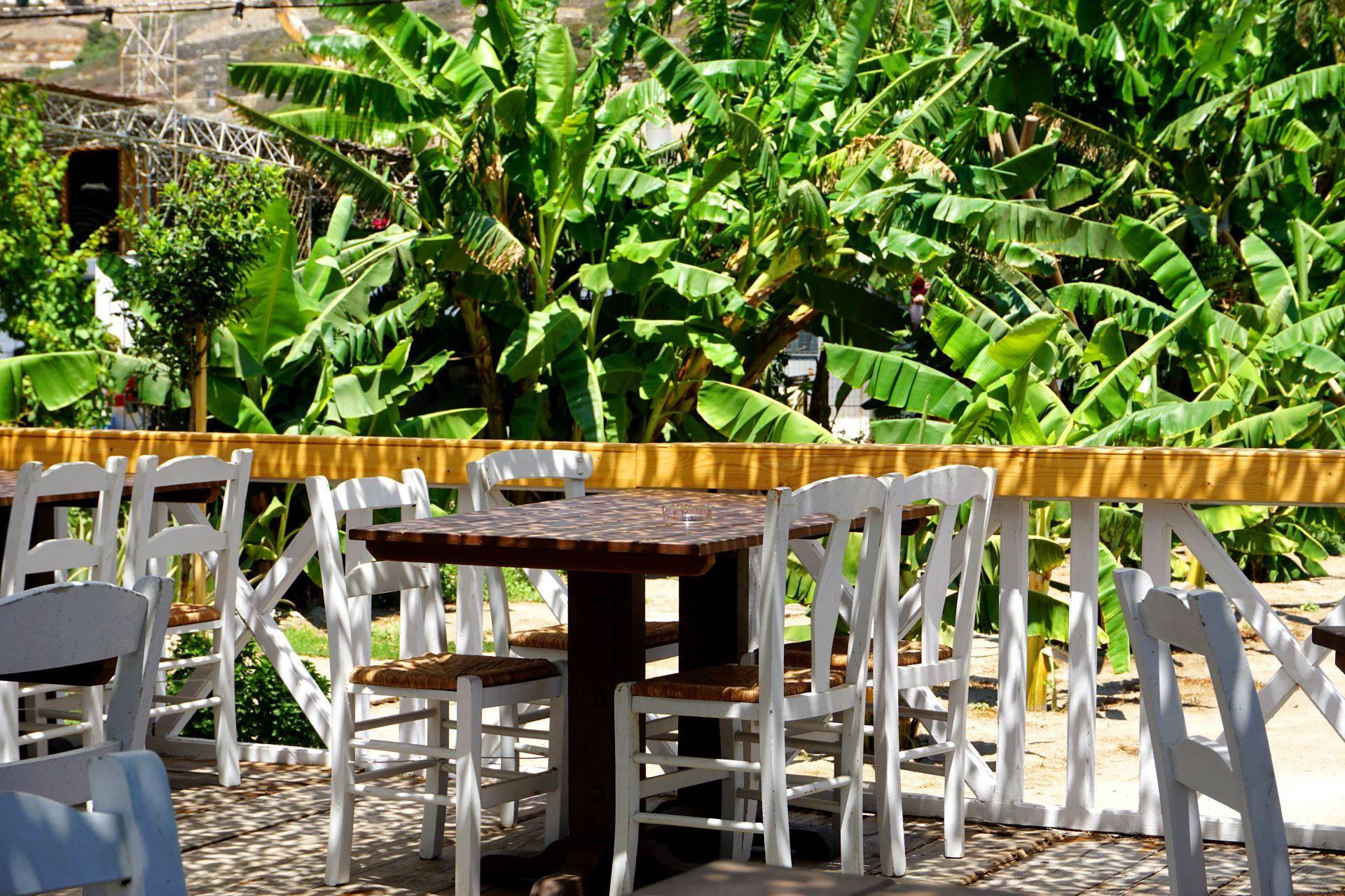 Restaurants in Schinoussa