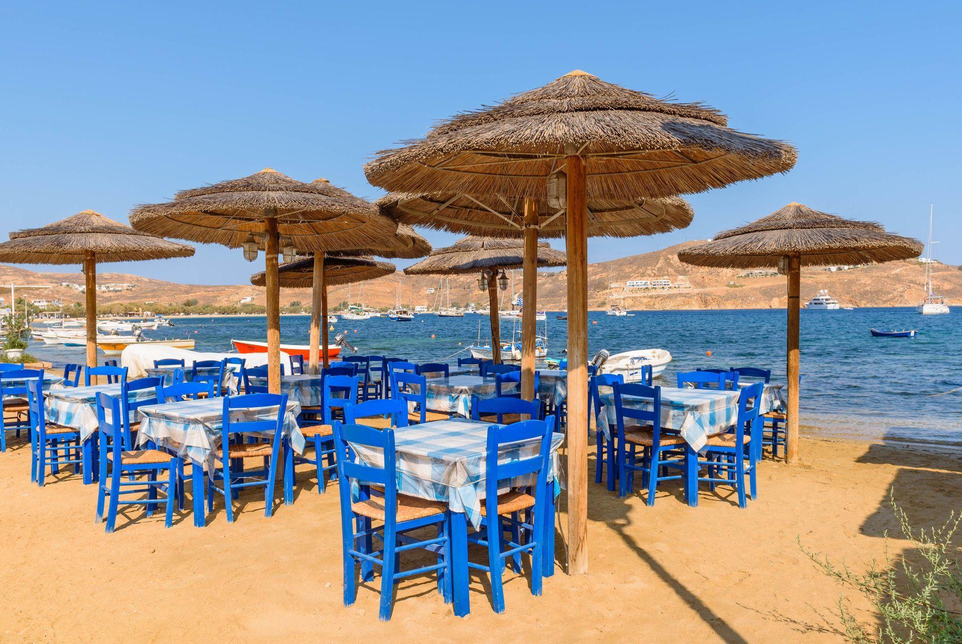 Restaurants in Serifos