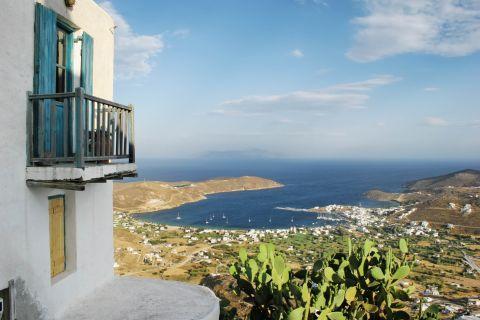 Amazing view. Chora, Serifos.