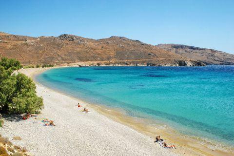 Ganema beach