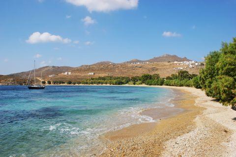Livadakia beach, Serifos.