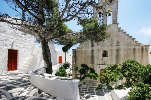 Taxiarchon Monastery.