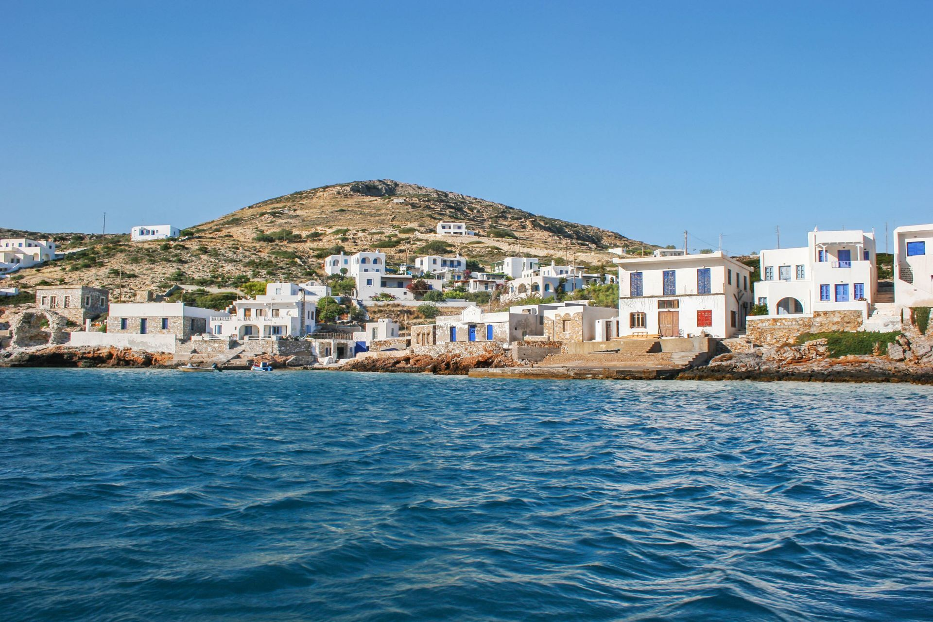 Accommodation and hotels in Sikinos