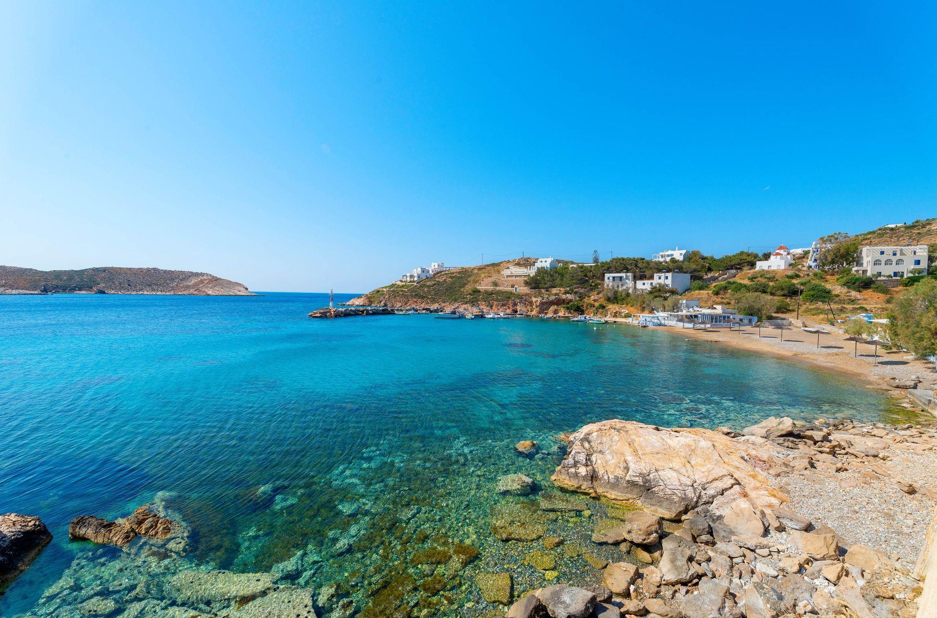 Syros island: Beaches