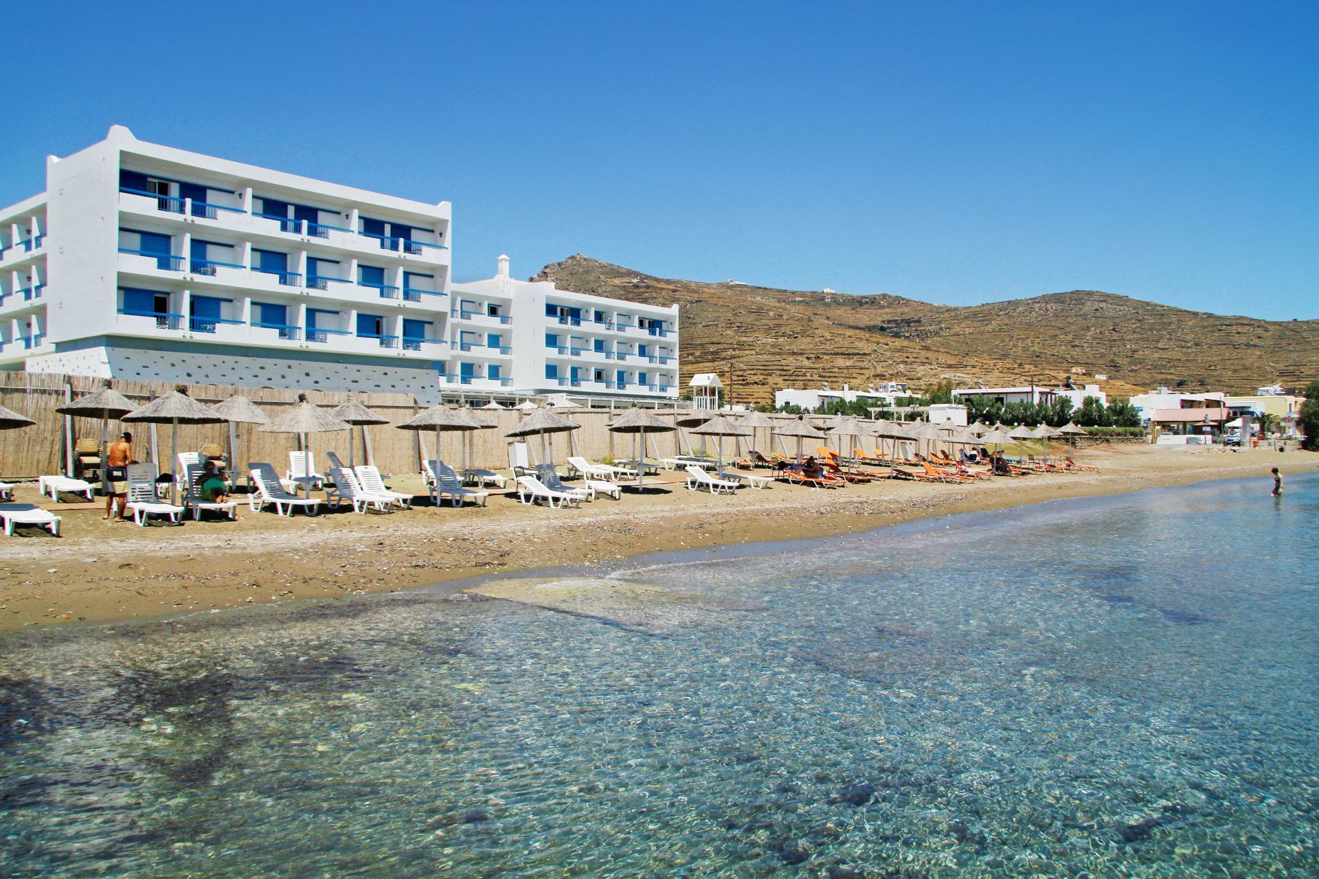 Accommodation and hotels in Tinos