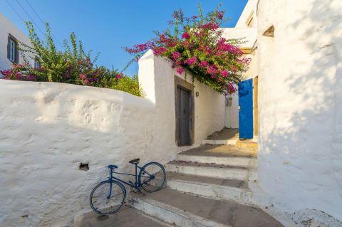 History of Patmos island - Greeka com