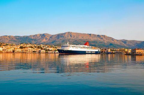 Map of Chios island, Greece - Greeka.com