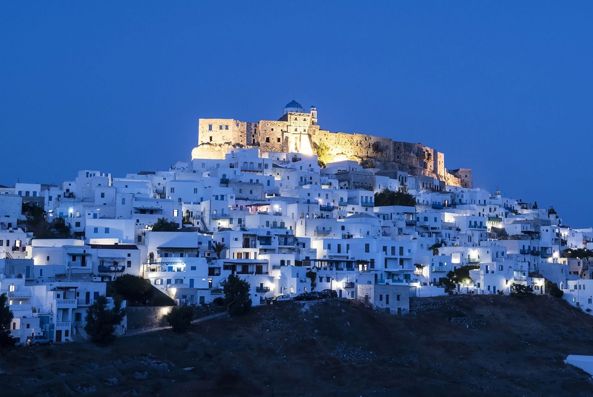 Accommodation and hotels in Astypalaia