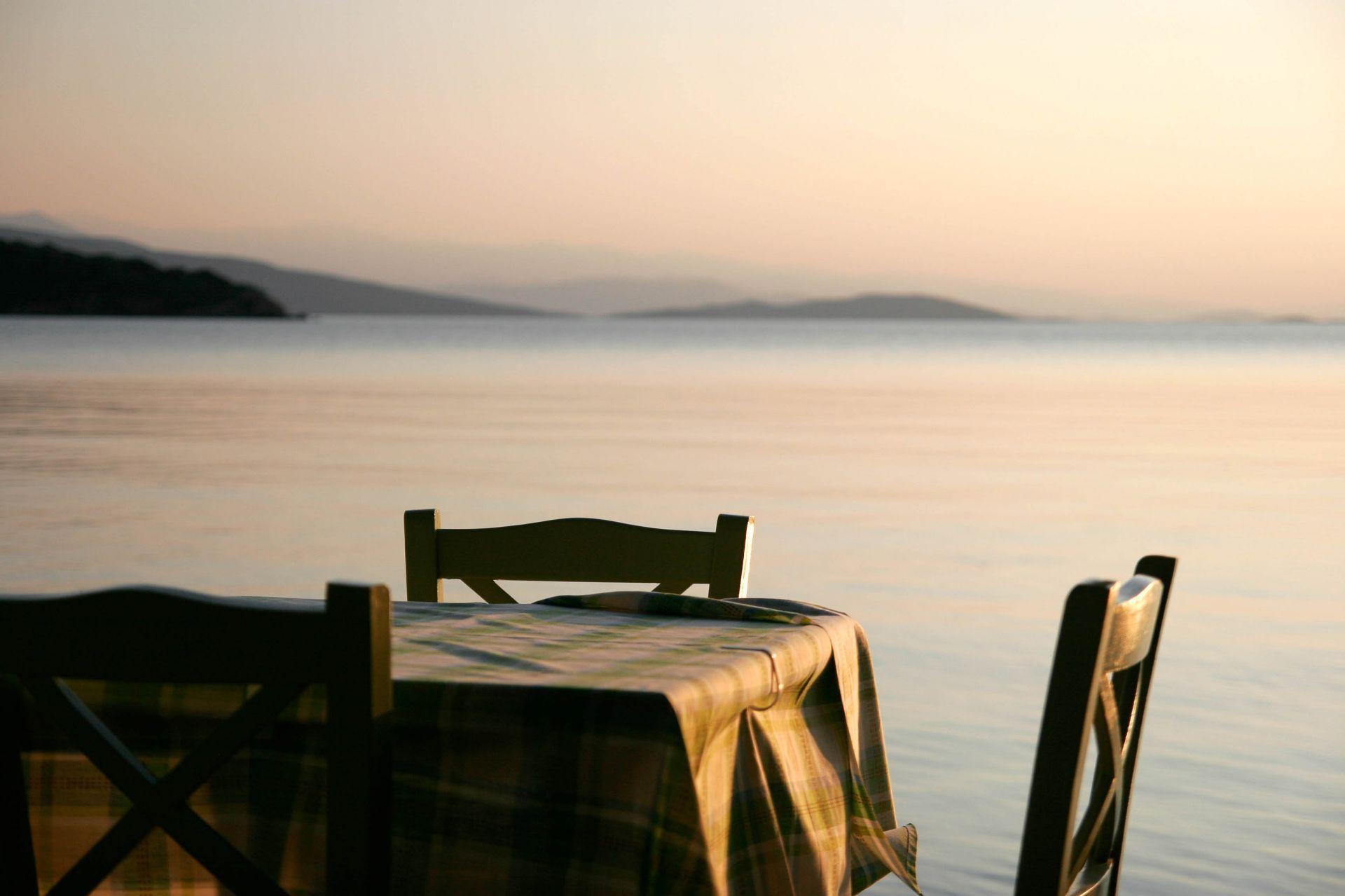 Restaurants in Astypalea