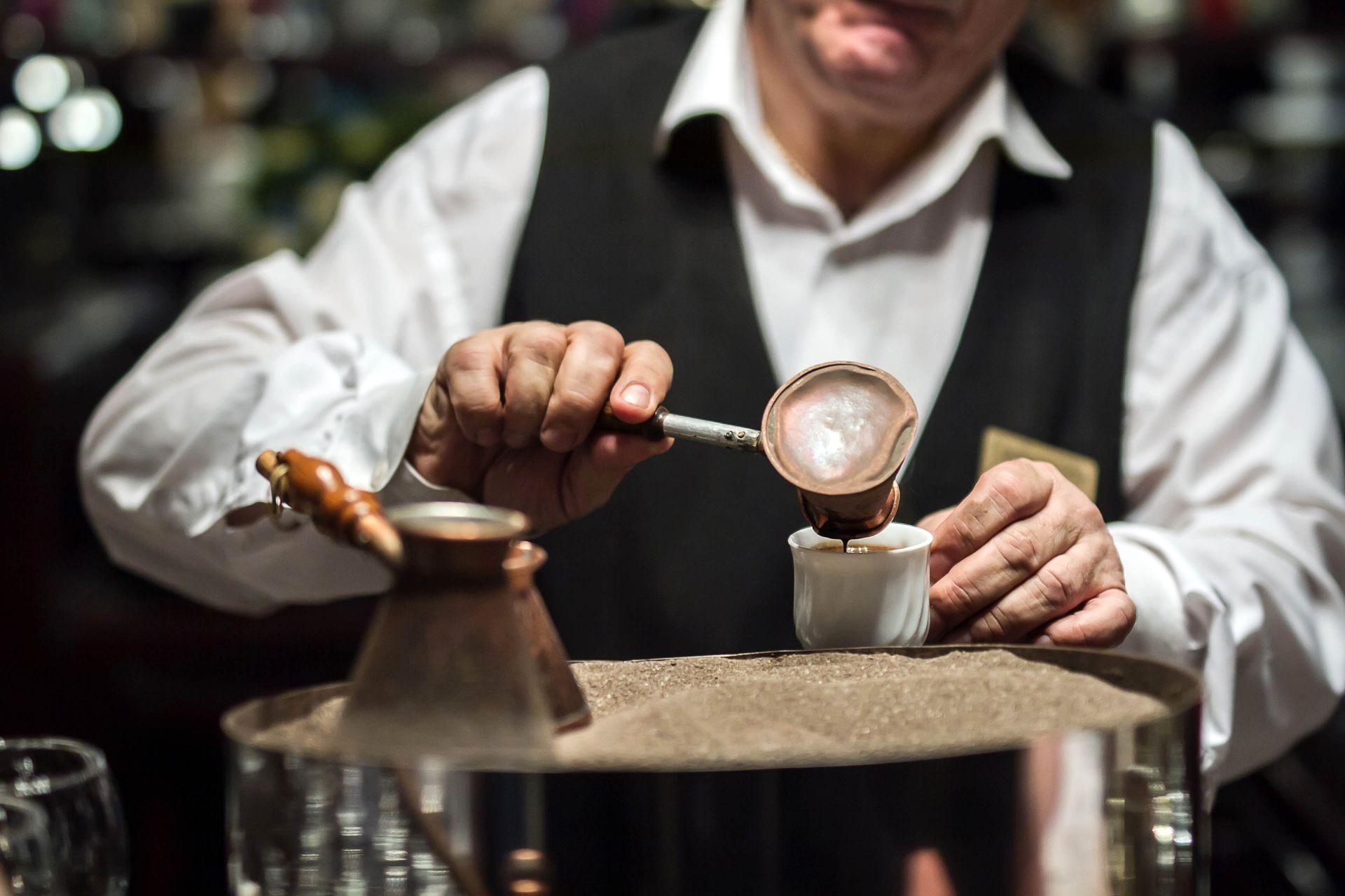 Cafe in Halki