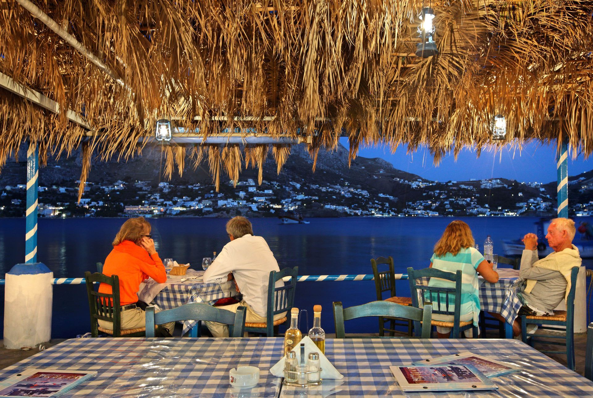 Places to eat and drink in Kalymnos