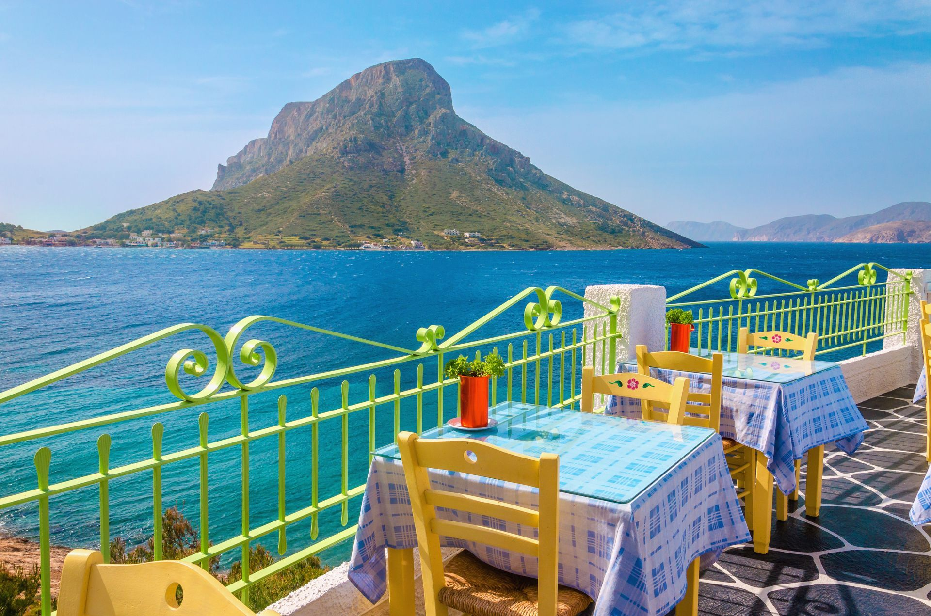 Restaurants in Kalymnos