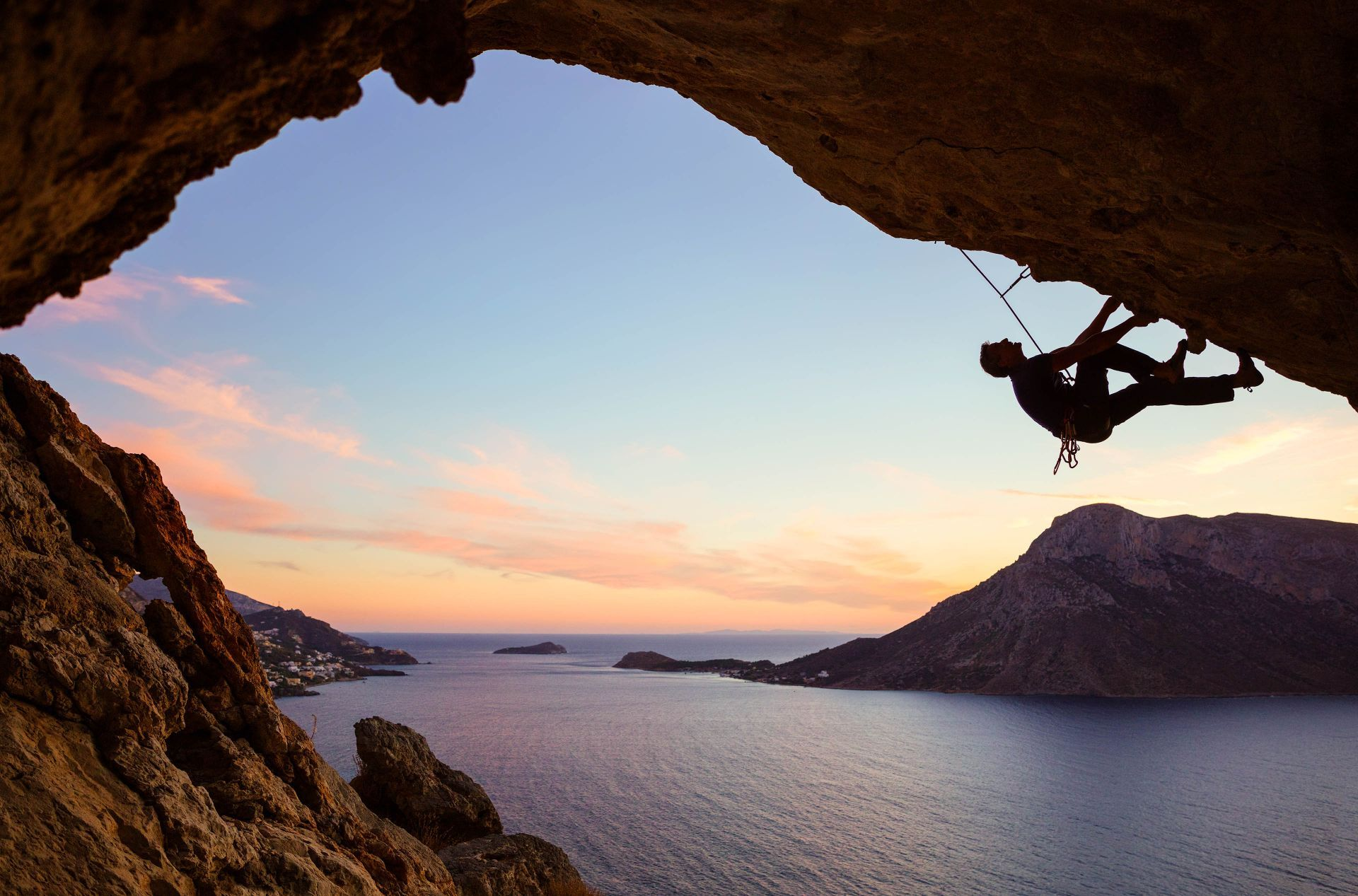 Kalymnos island: Climbing