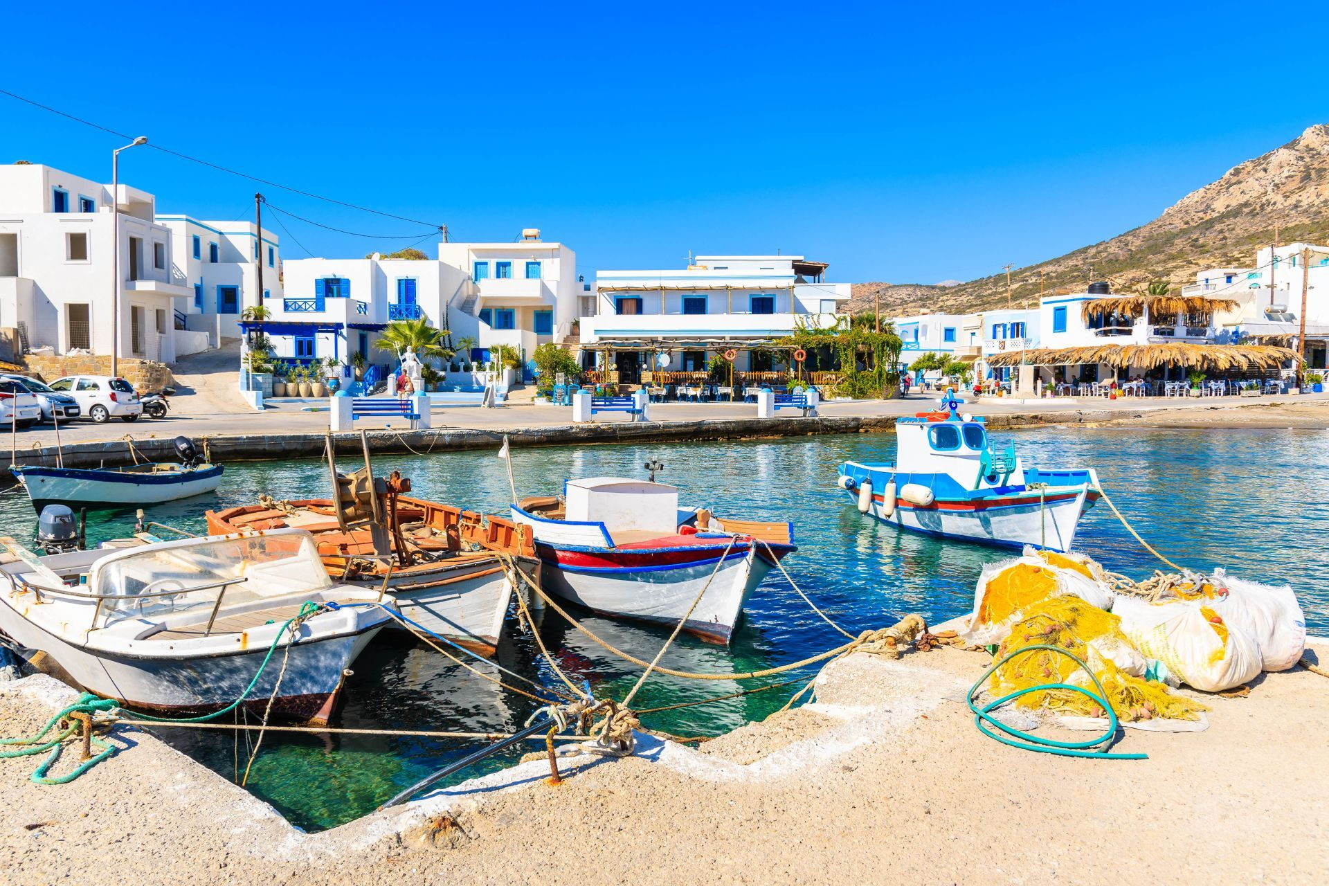 Accommodation and hotels in Karpathos
