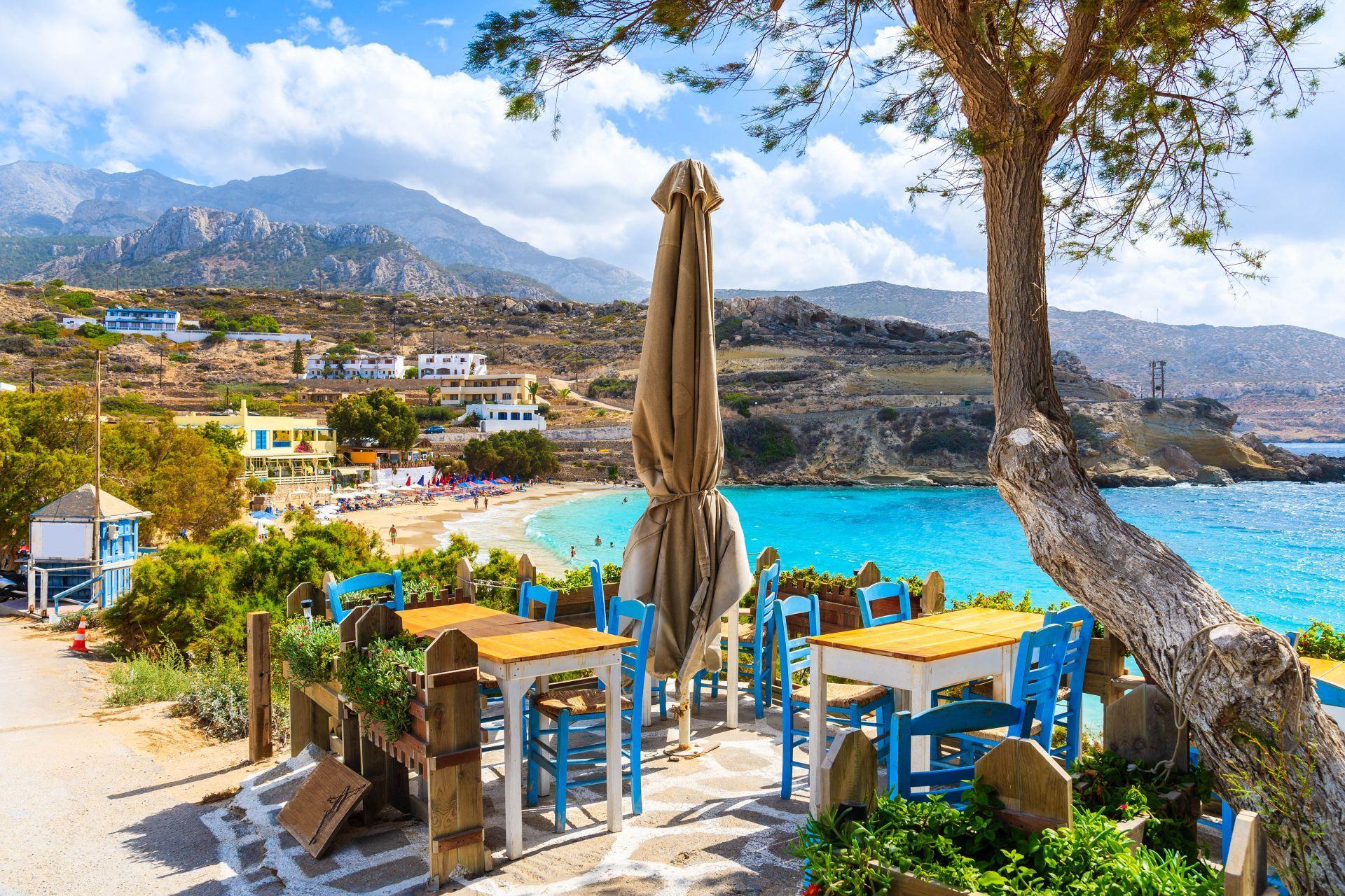 Cafes in Karpathos