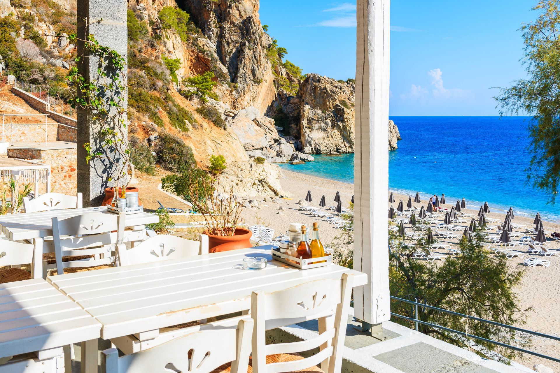 Places to eat and drink in Karpathos