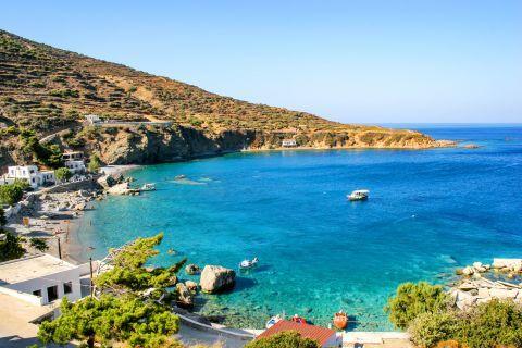 Agios Nikolaos beach, Karpathos.