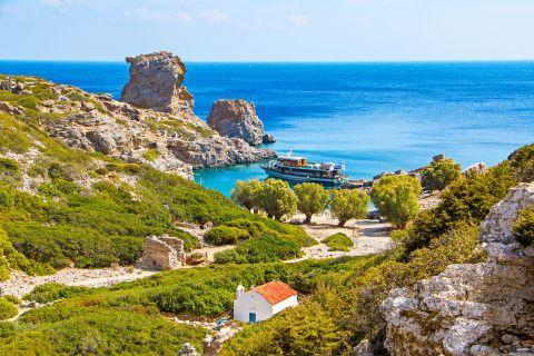 Saria island near Karpathos.
