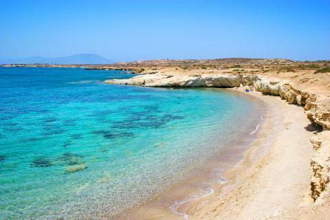 Kastelo beach, Karpathos.