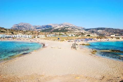 Lefkos beach, Karpathos.