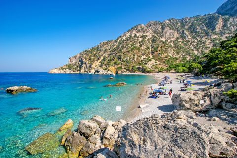 Apela beach, Karpathos.