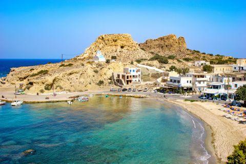 Finiki beach, Karpathos.