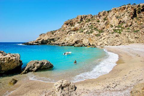 Froisi beach, Karpathos.