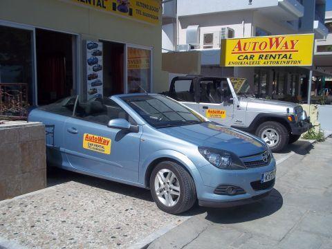 Car Rental In Kos Island Greeka Com