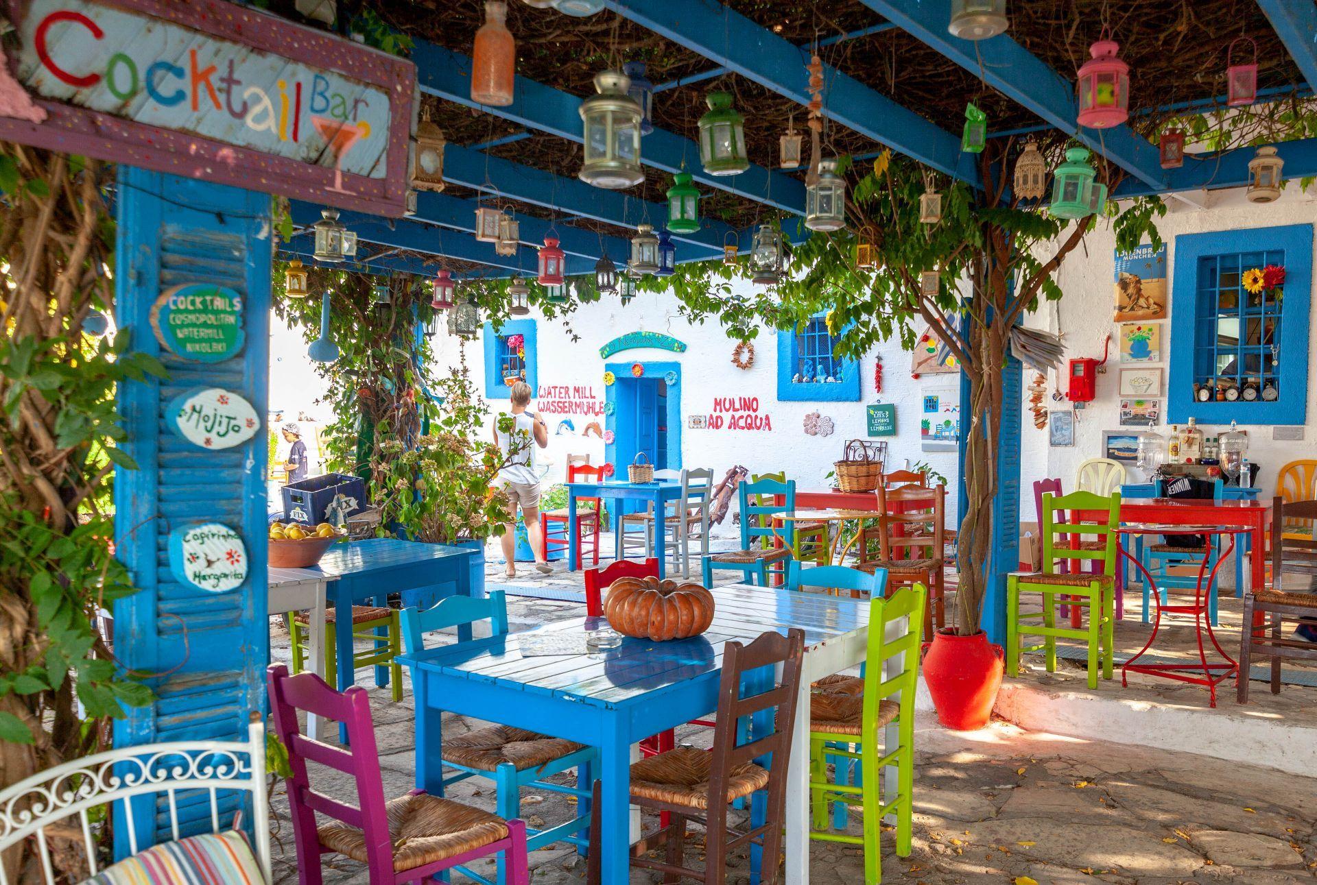 Bars in Kos