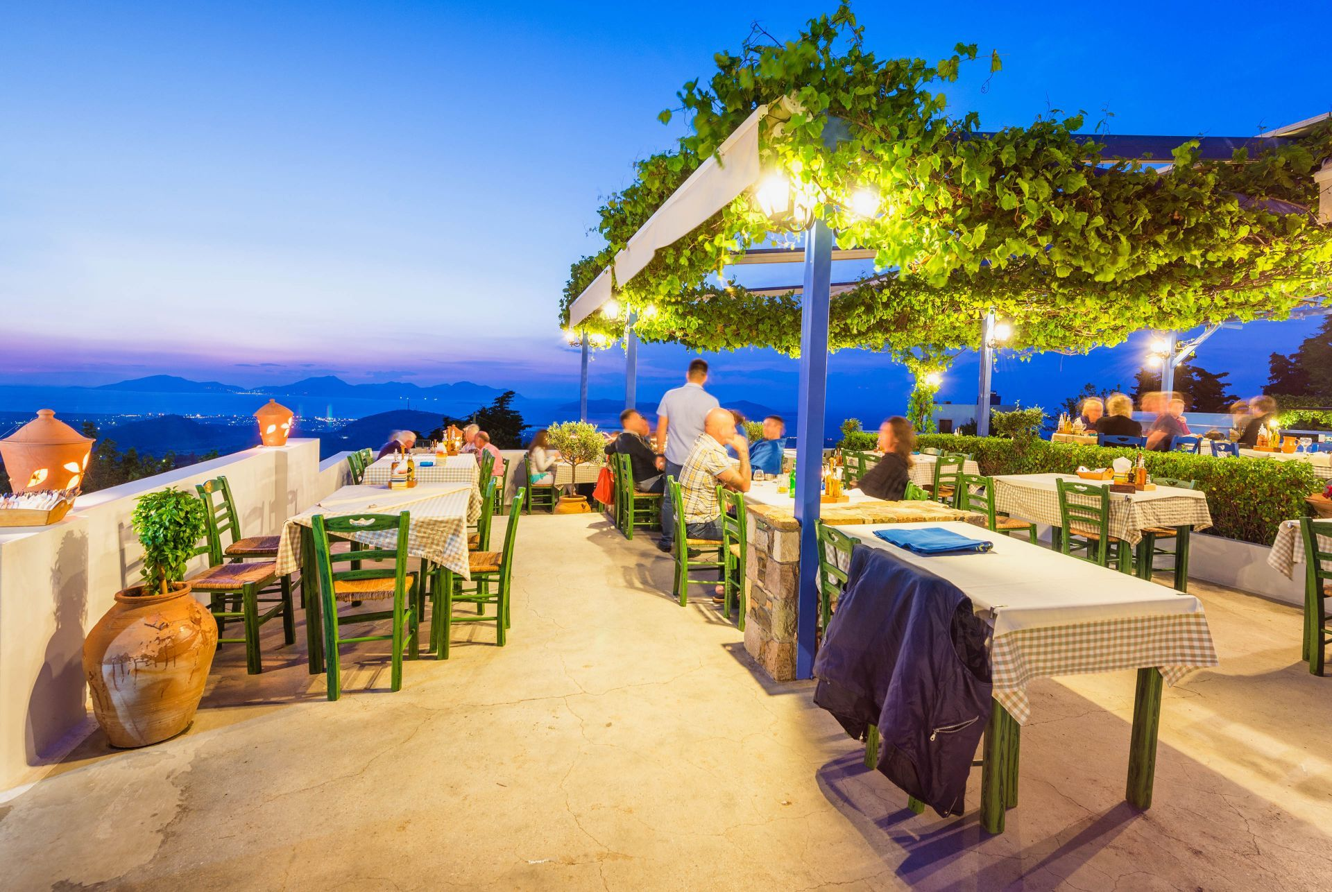 Eat and drink in Kos