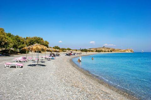 Agios Fokas beach, Kos.