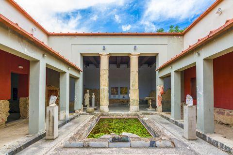 Casa Romana, Kos Town.