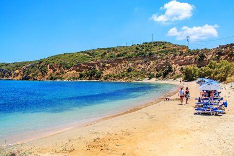 Limionas beach, Kos.