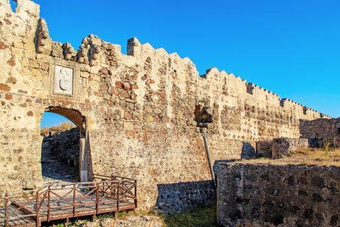 The Castle of Antimachia.
