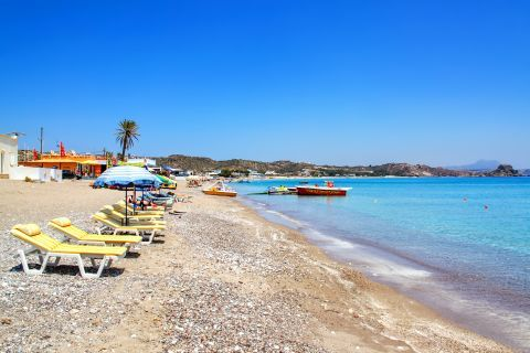 Kefalos beach, Kos.