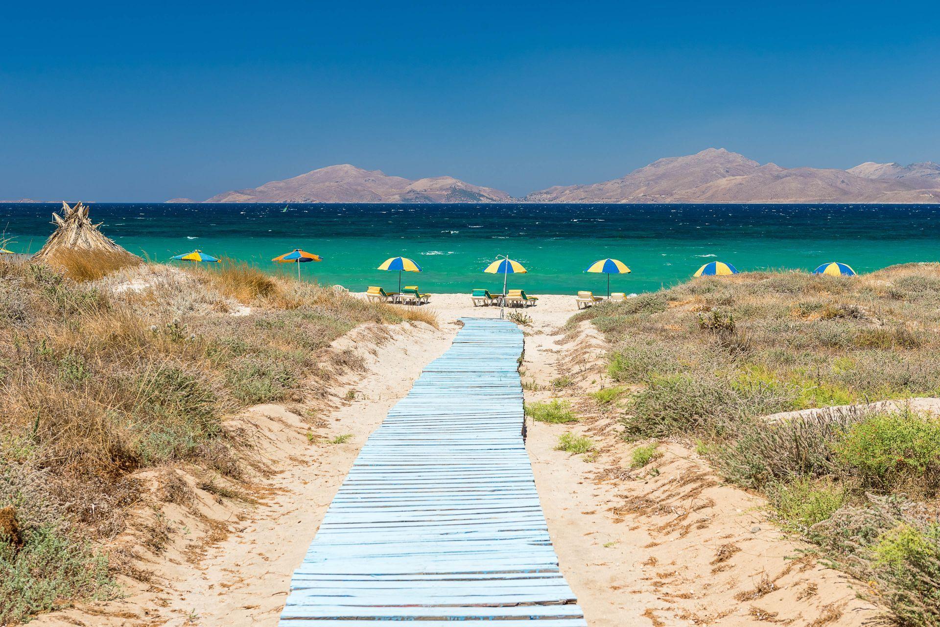 Kos island: Beaches
